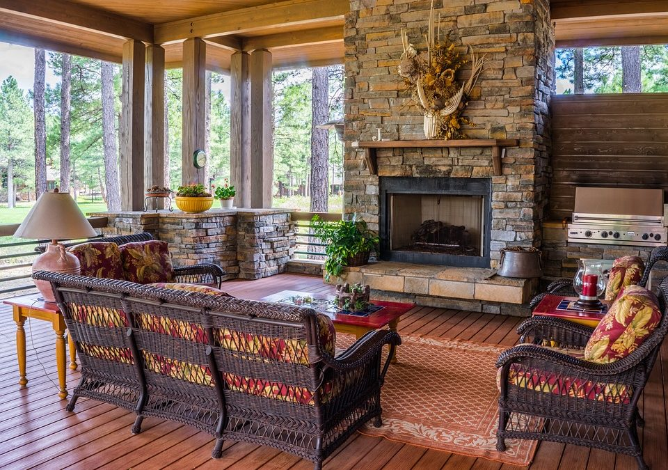4 Tips for Enjoying Your Winterized Patio