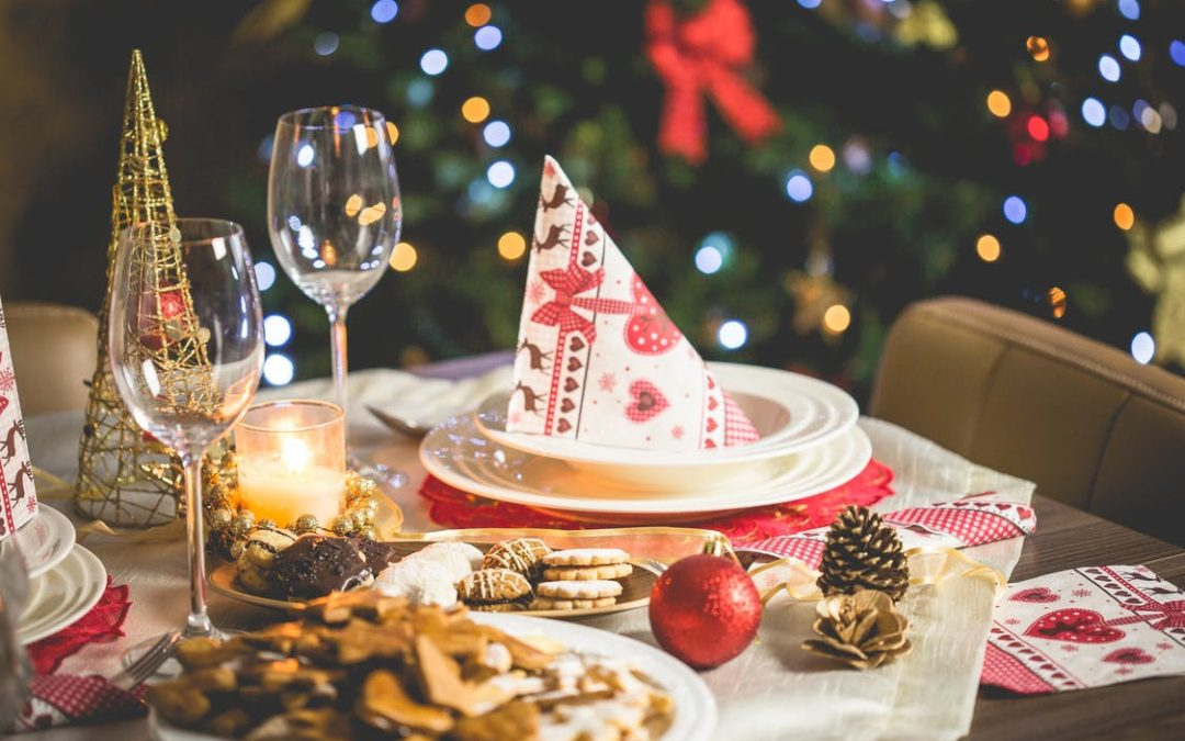 Small Franklin Home: Hosting Tips for this Holiday Season